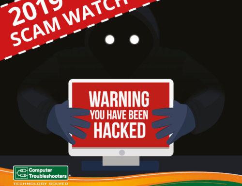 2019 = Scam Watch